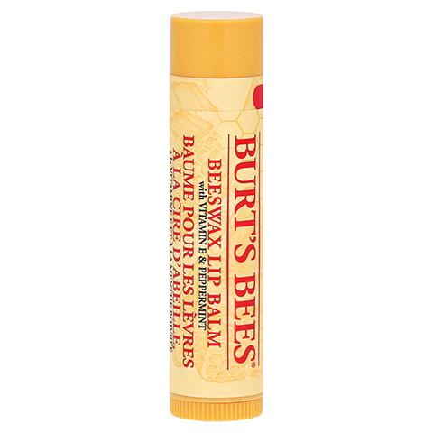 BURT'S BEES Beeswax Lip Balm Stick 4.25 Gramm