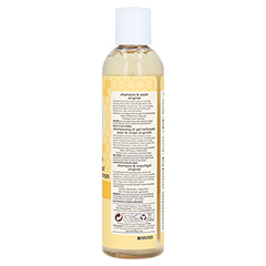 BURT'S BEES Baby Bee Shampoo & Wash 235 Milliliter - Linke Seite