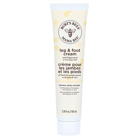 BURT'S BEES Mama Bee Leg & Foot Cream 100 Milliliter