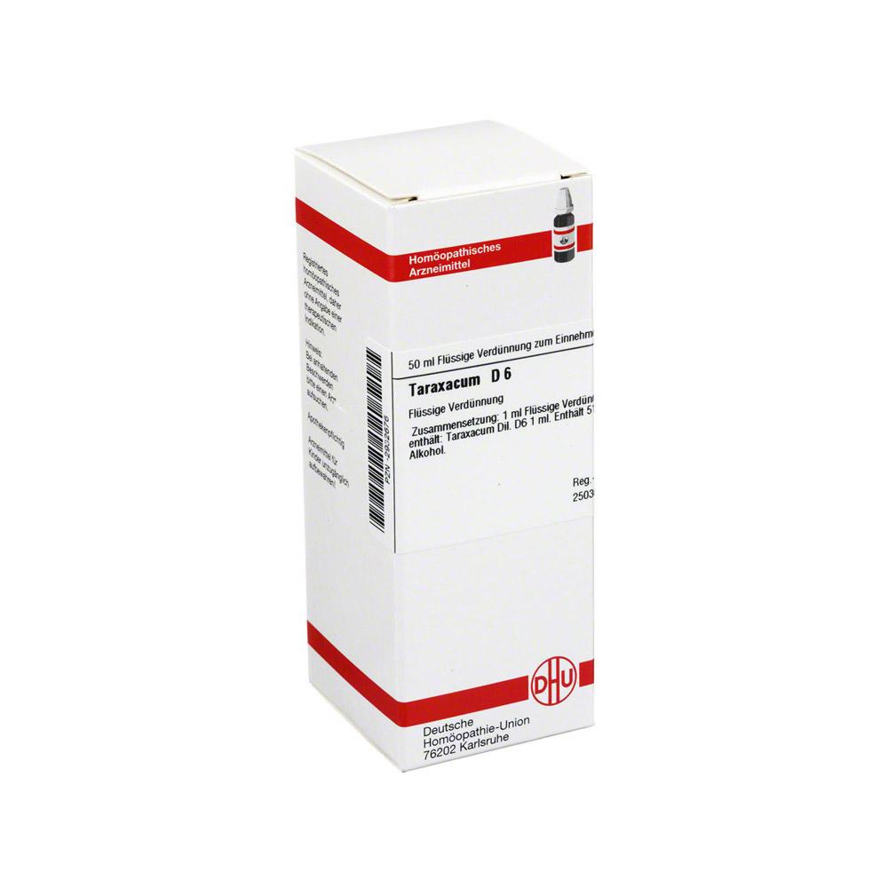taraxacum-d-6-dilution-50-milliliter