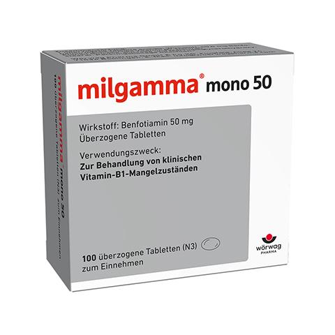 Milgamma mono 50 100 Stück N3