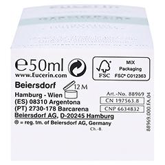 EUCERIN DermoPure therapiebegl.Feuchtigkeitspflege 50 Milliliter - Unterseite