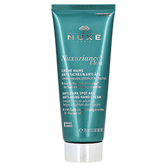 NUXE Nuxuriance Ultra Anti-Aging-Handcreme gegen Pigmentflecken 75 Milliliter