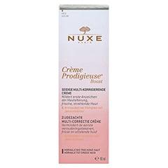 NUXE Creme Prodigieuse Boost Multi-korrigierende seidige Creme 40 Milliliter - Vorderseite