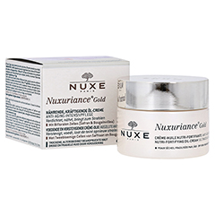 NUXE Nuxuriance Gold Kräftigende Öl-Creme 50 Milliliter