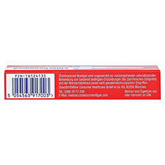 Chlorhexamed Mundgel 10mg/g 9 Gramm N1 - Unterseite