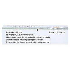 Cetirizin-ADGC 20 Stück N1 - Unterseite
