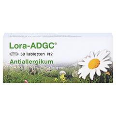 Lora-ADGC 50 Stück N2 - Vorderseite