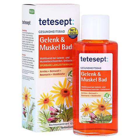 TETESEPT Gelenk & Muskel Bad 125 Milliliter