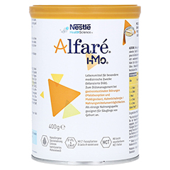 ALFARE Spezialnahrung Pulver 400 Gramm