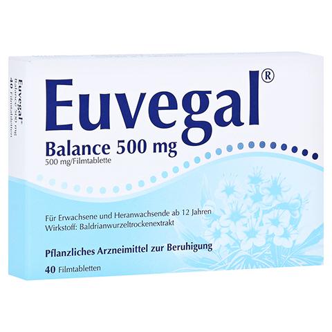 Euvegal Balance 500mg 40 Stück
