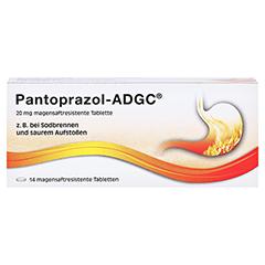 Pantoprazol-ADGC 20mg 14 Stück - Vorderseite