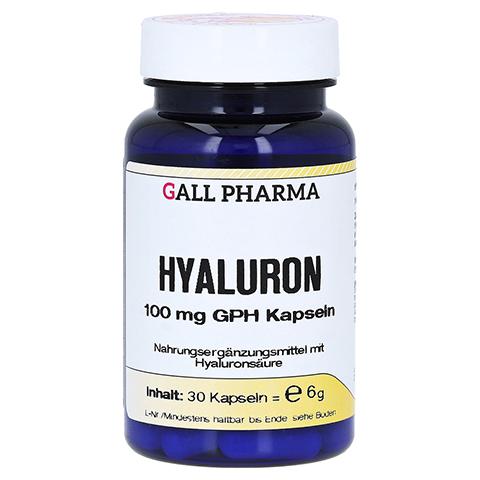 HYALURON 100 mg GPH Kapseln 30 Stück