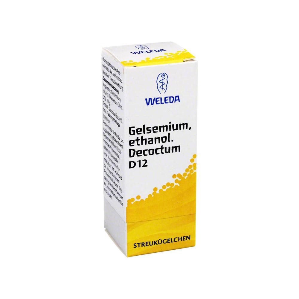 gelsemium ethanol decotum d 12 globuli 10 gramm n1 online. Black Bedroom Furniture Sets. Home Design Ideas