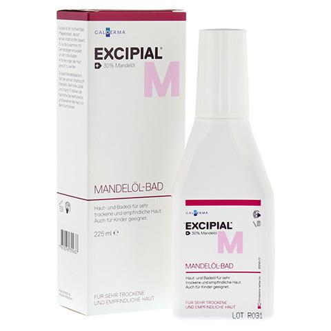 EXCIPIAL Mandelöl-Bad 225 Milliliter