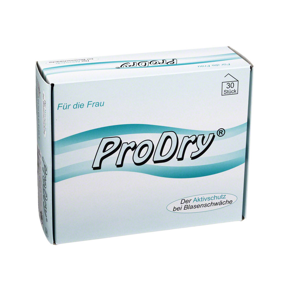 prodry-aktivschutz-inkontinenz-vaginaltampon-30-stuck, 83.90 EUR @ medpex-de