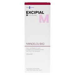 EXCIPIAL Mandelöl-Bad 225 Milliliter - Vorderseite