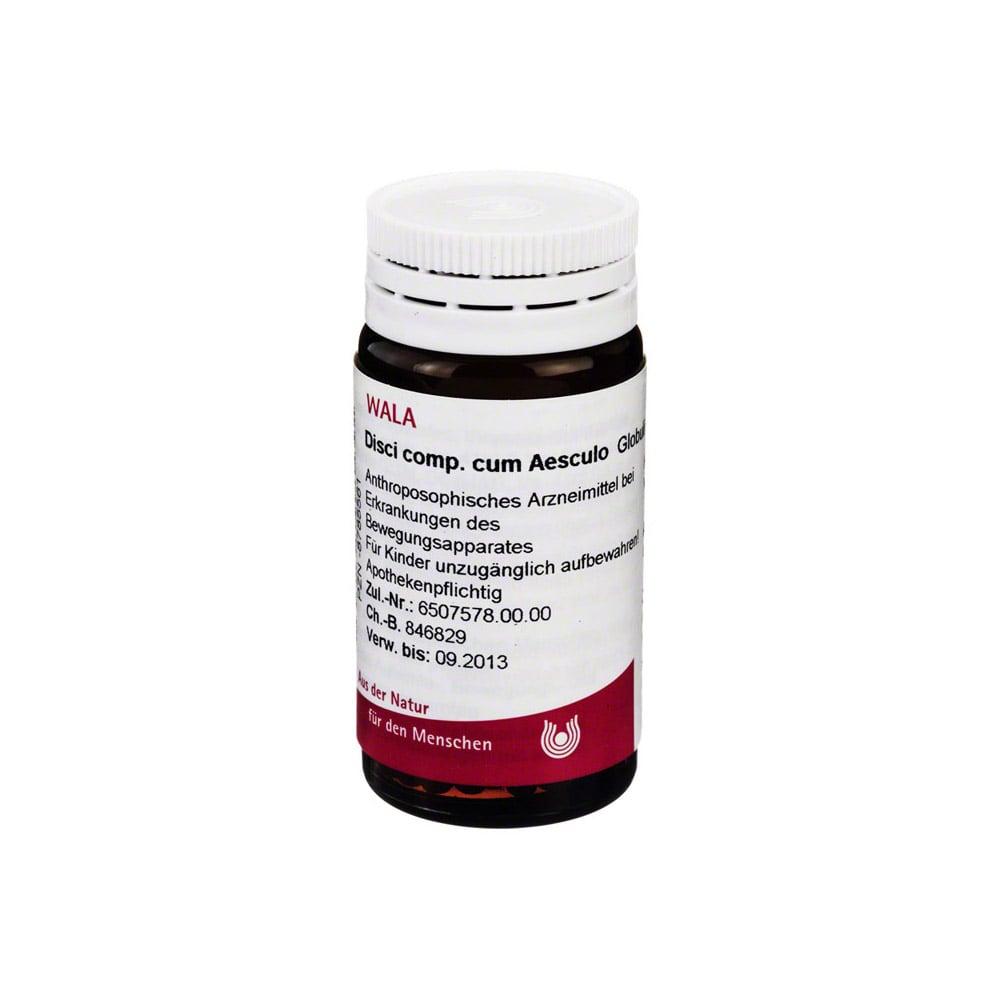 disci-comp-cum-aescolo-globuli-20-gramm, 8.69 EUR @ medpex-de