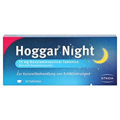 Hoggar Night 20 Stück N2 - Vorderseite
