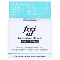 FREI ÖL Totes Meer Mineral NachtPflege 50 Milliliter - Vorderseite