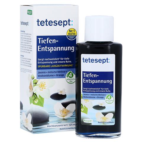 TETESEPT Tiefen-Entspannung Bad 125 Milliliter