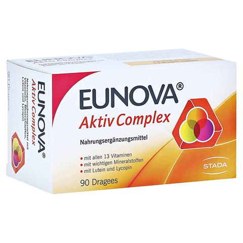 Eunova Aktivcomplex Dragees 90 Stück