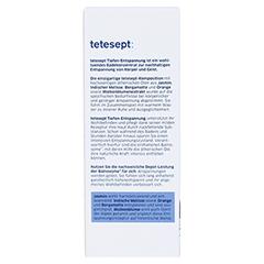 TETESEPT Tiefen-Entspannung Bad 125 Milliliter - Rückseite