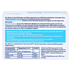 TETESEPT Proflora Darm Trinkampullen 7 Stück - Rückseite