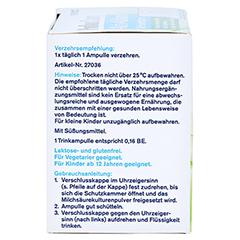 TETESEPT Proflora Darm Trinkampullen 7 Stück - Linke Seite