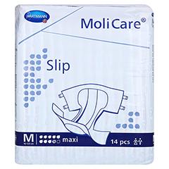 MOLICARE Slip maxi Gr.M 14 Stück - Vorderseite
