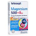 Tetesept Magnesium 500 + B12 Depot Tabletten 30 Stück