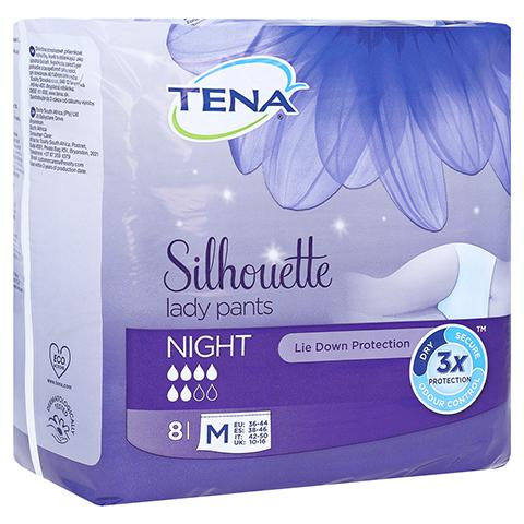 TENA LADY Pants Night M 8 Stück