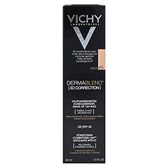 Vichy Dermablend 3D Correction Make-up Fluid Nr. 45 Gold 30 Milliliter - Vorderseite