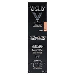 Vichy Dermablend 3D Correction Make-up Fluid Nr. 55 Bronze 30 Milliliter - Rückseite