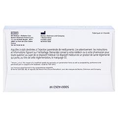 BD MICRO-FINE ULTRA Pen-Nadeln 0,25x8 mm 31 G 100 Stück - Unterseite