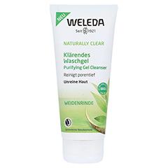 WELEDA NATURALLY CLEAR klärendes Waschgel 100 Milliliter