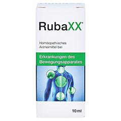 RUBAXX Tropfen 10 Milliliter - Vorderseite