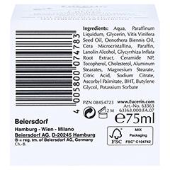 Eucerin AtopiControl Creme + gratis Eucerin AtopiControl Anti-Juckreiz Spray 50 ml 75 Milliliter - Unterseite