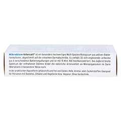 MIKROBIOM-Intercell Hartkapseln 30 Stück - Oberseite
