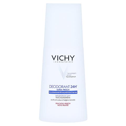 Vichy Deo Deodorant Zerstäuber 24h fruchtig-frisch 100 Milliliter