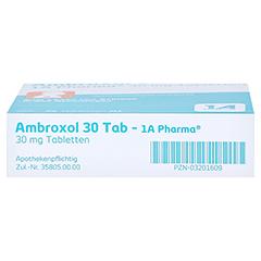 Ambroxol 30 Tab-1A Pharma 20 Stück N1 - Unterseite