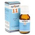APOPET Schüßler-Salz Nr.11 Silicea D 12 Glob.vet. 12 Gramm
