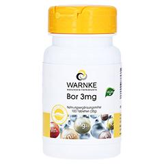 BOR 3 mg Tabletten 100 Stück