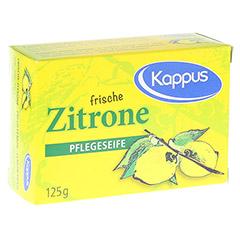KAPPUS frische Zitrone Seife 125 Gramm
