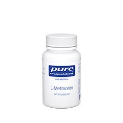 PURE ENCAPSULATIONS L-Methionin Kapseln 60 Stück