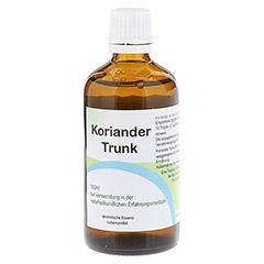 KORIANDER-Trunk Tropfen 100 Milliliter