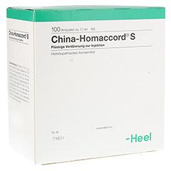 CHINA HOMACCORD S Ampullen 100 Stück N3
