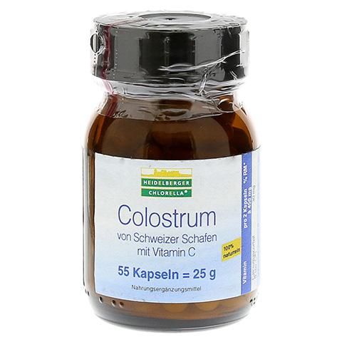 COLOSTRUM VON schweizer Schafen mit Vitamin C Kps. 55 Stück