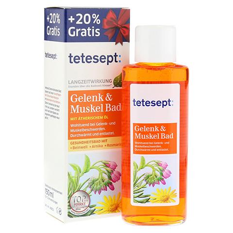 TETESEPT Gelenk & Muskel Bad 150 Milliliter