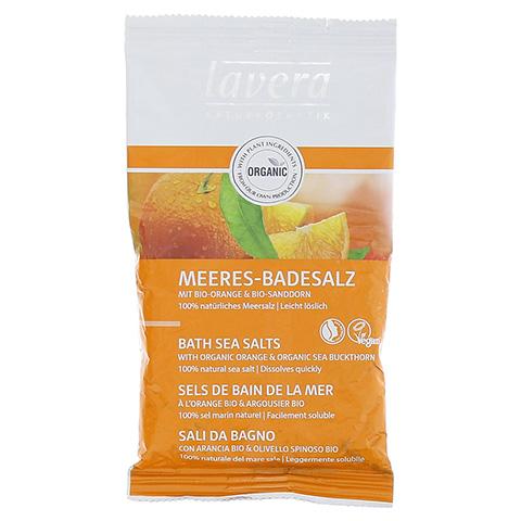 LAVERA Meeres-Badesalz Bio-Orange+Bio-Sanddorn 80 Gramm